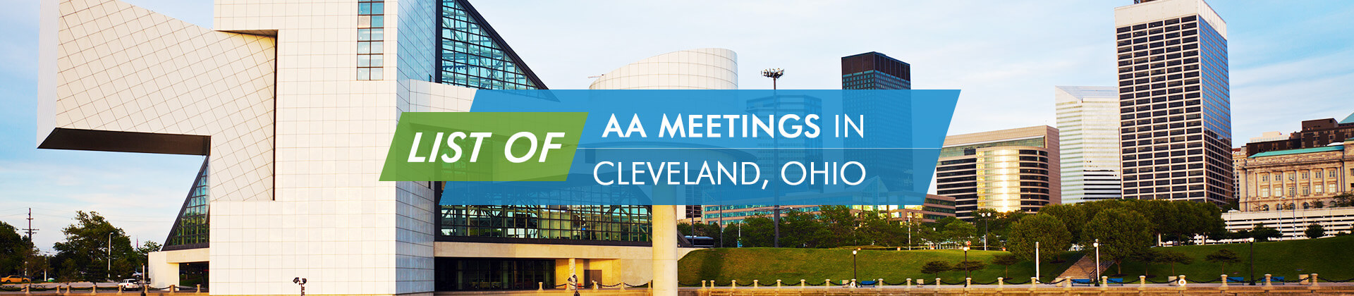 AA Meetings Cleveland Ohio