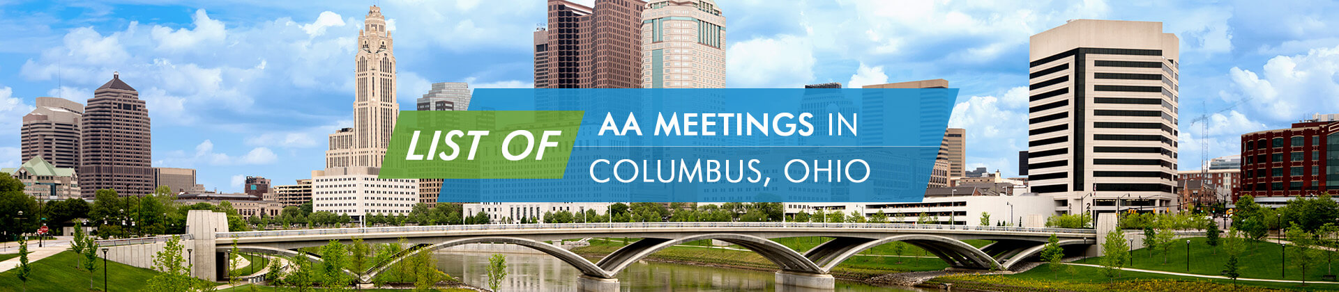 AA Meetings Columbus Ohio