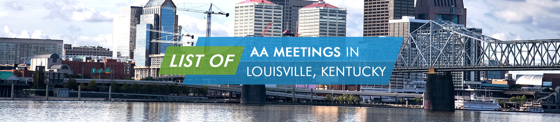 AA Meetings Louisville Kentucky