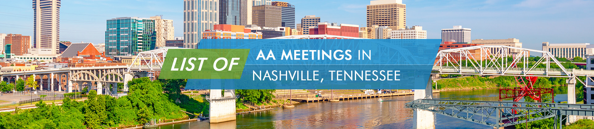 AA Meetings Nashville Tennessee