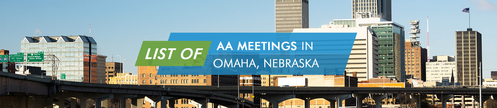 AA Meetings Omaha Nebraska