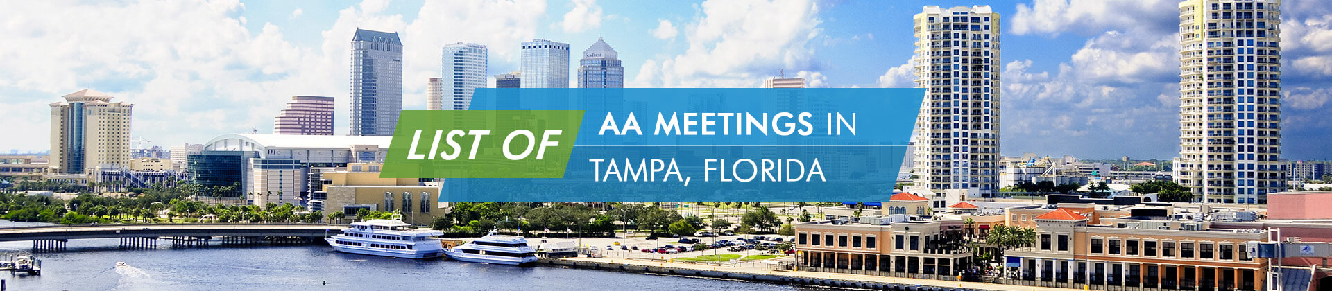 AA Meetings Tampa Florida