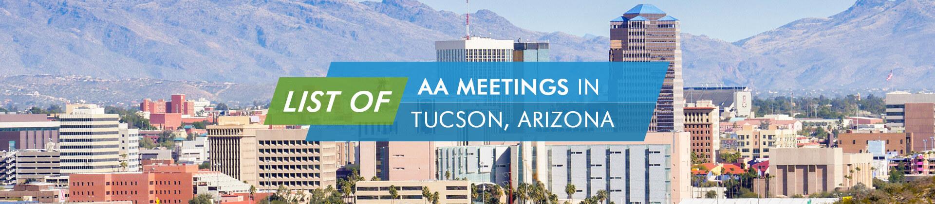 AA Meetings Tucson Arizona