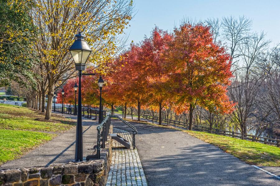 Burlington County New Jersey