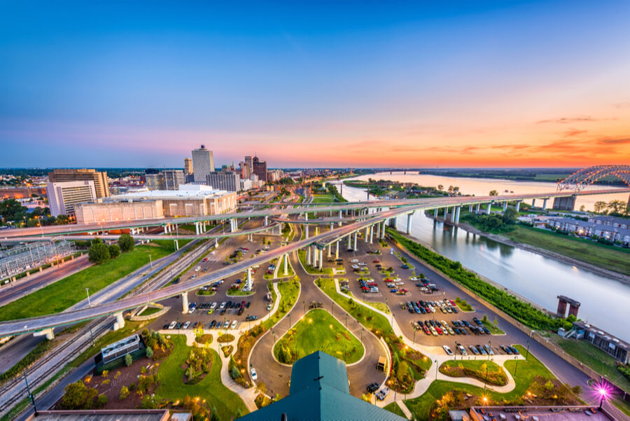 Memphis, Tennessee, USA