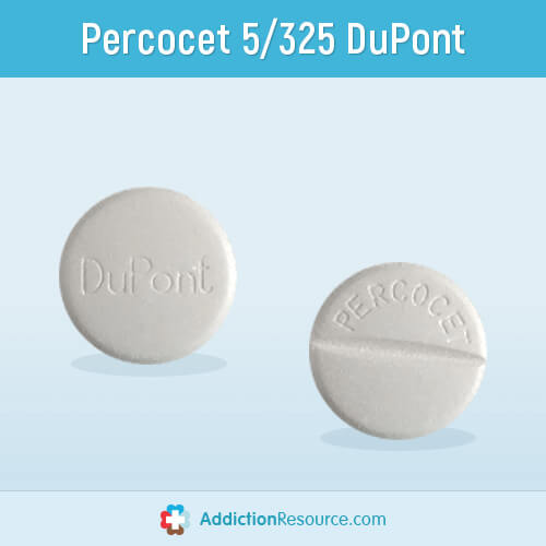 Percocet 5_325 DuPont