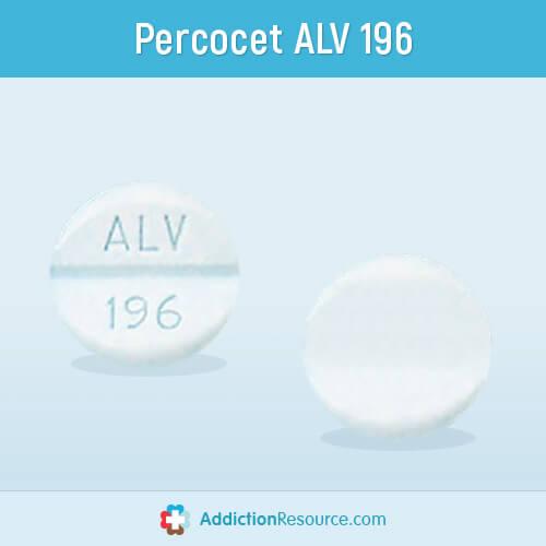 Percocet ALV 196