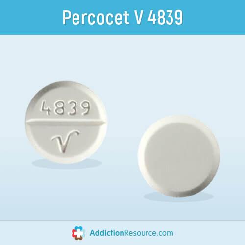 Percocet V 4839