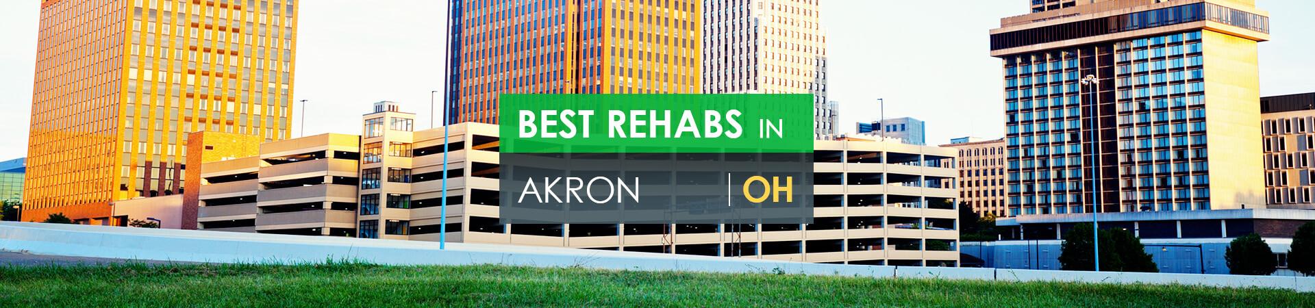 Best rehabs in Akron, OH
