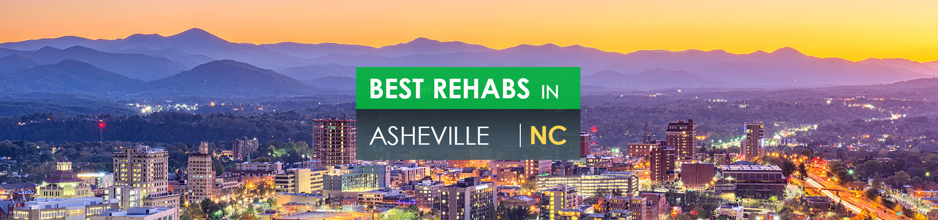 Best rehabs in Asheville, NC