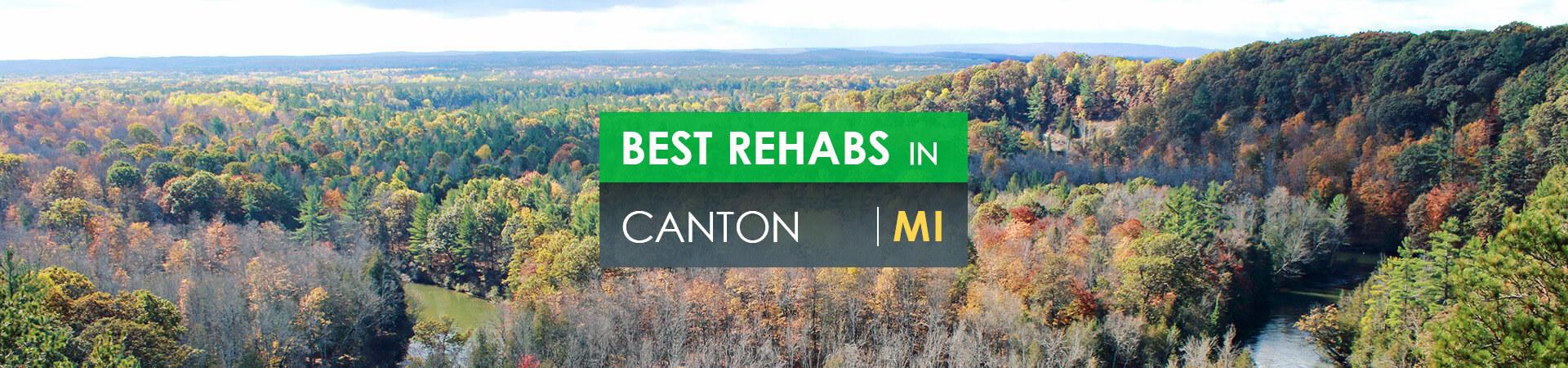 Best rehabs in Canton, MI