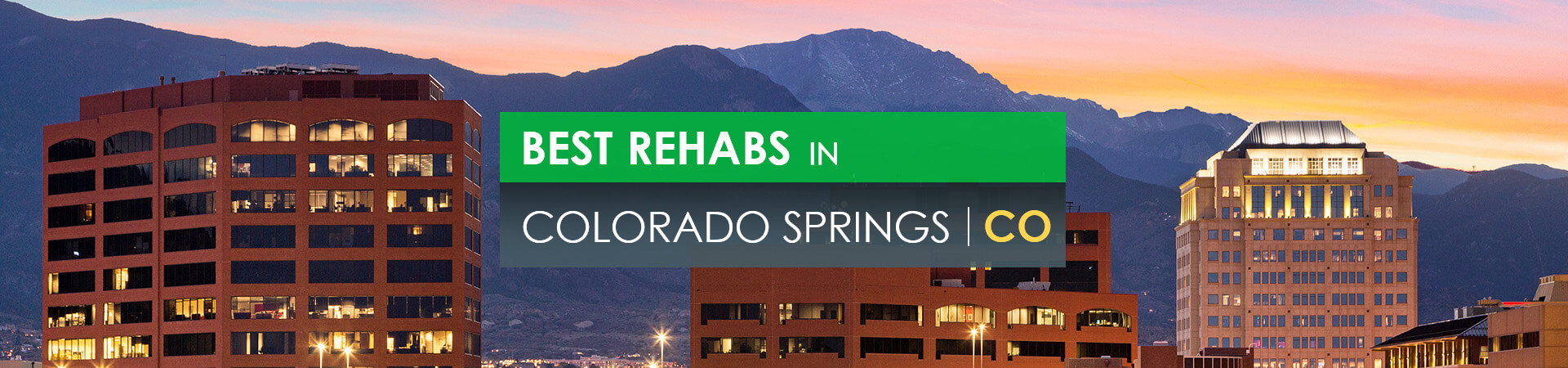 Best rehabs in Colorado Springs, CO