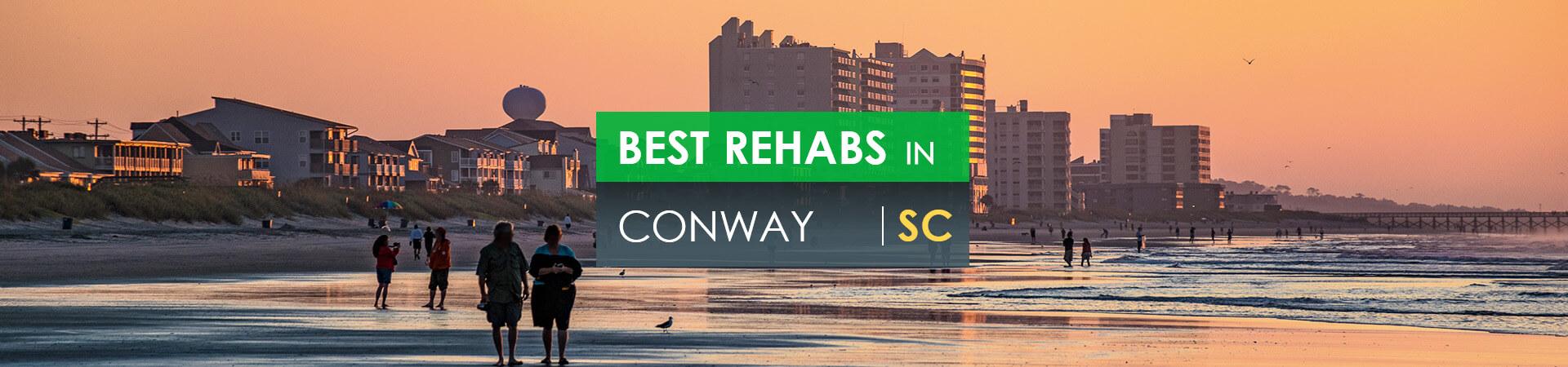 Best rehabs in Conway, SC