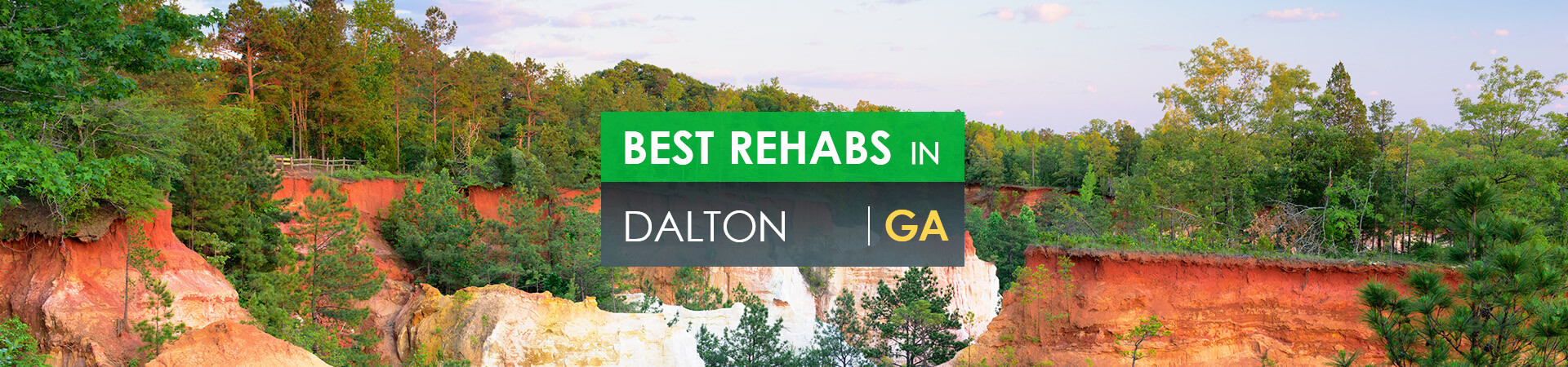Best rehabs in Dalton, GA