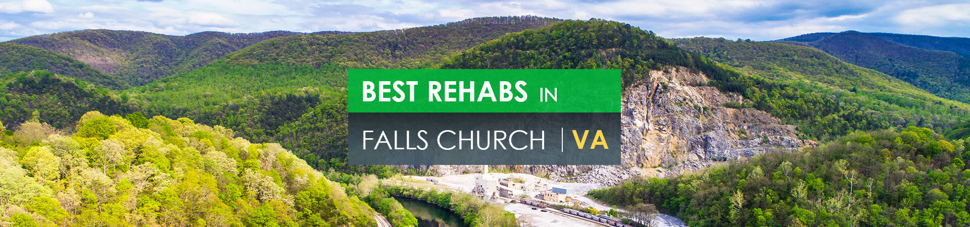Best rehabs in Falls Church, VA