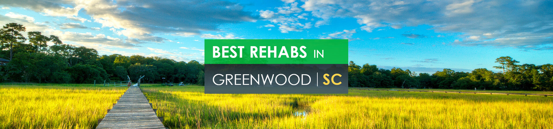 Best rehabs in Greenwood, SC