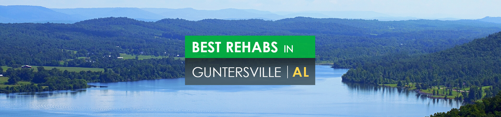 Best rehabs in Guntersville, AL