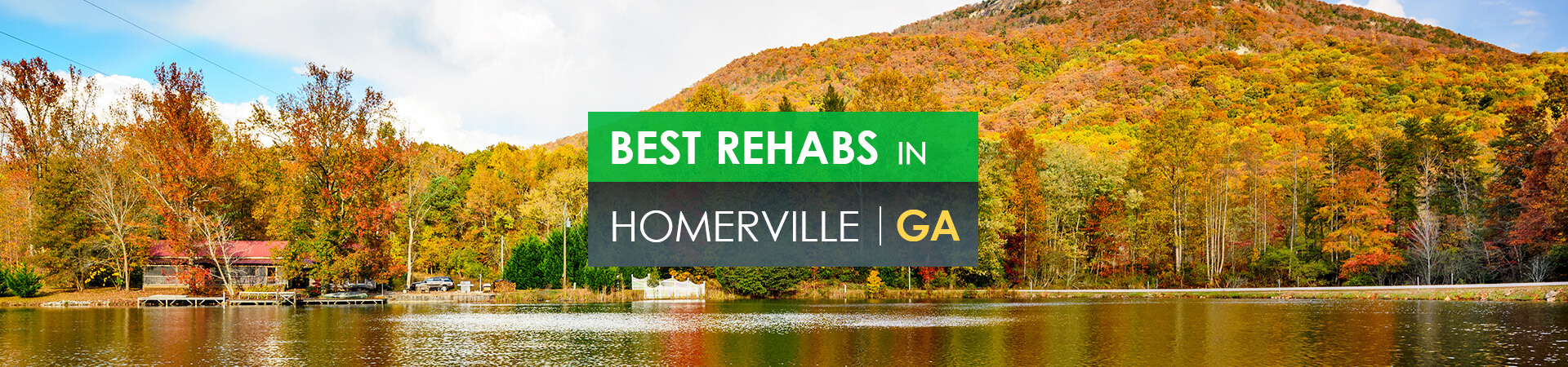 Best rehabs in Homerville, GA