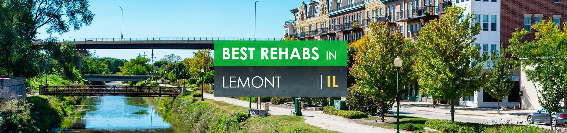 Best rehabs in Lemont, IL