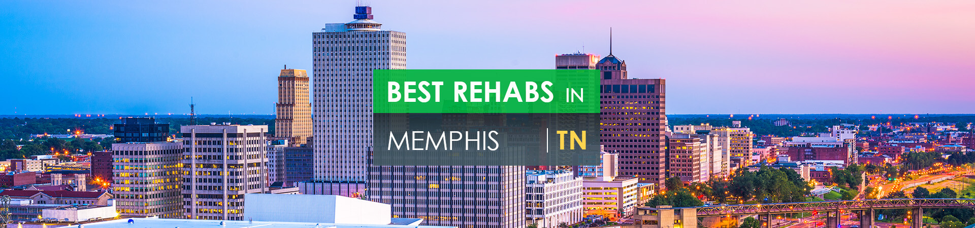 Best rehabs in Memphis, TN