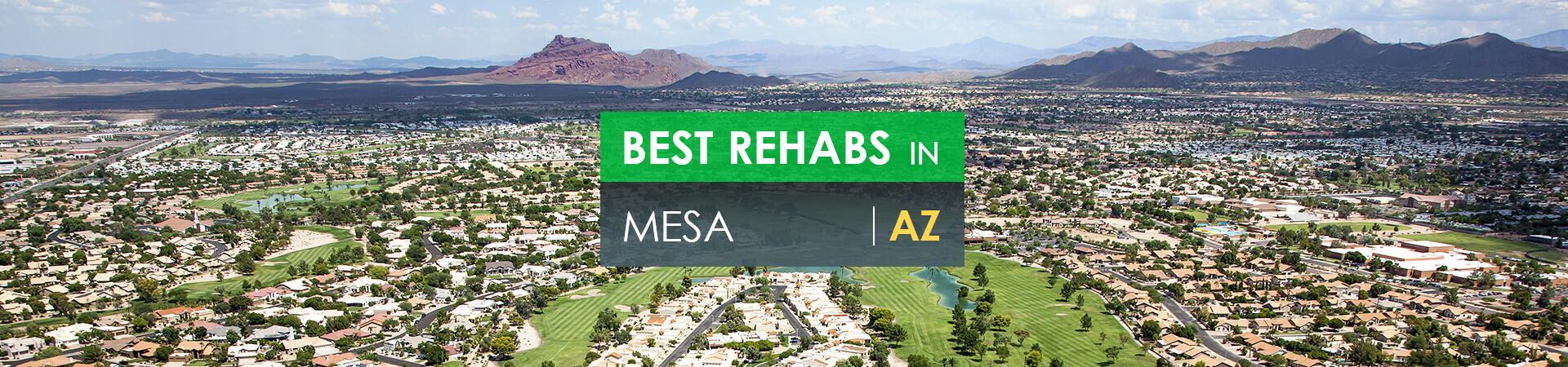 Best rehabs in Mesa, AZ