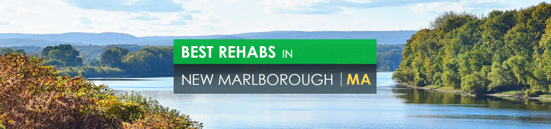 Best rehabs in New Marlborough, MA