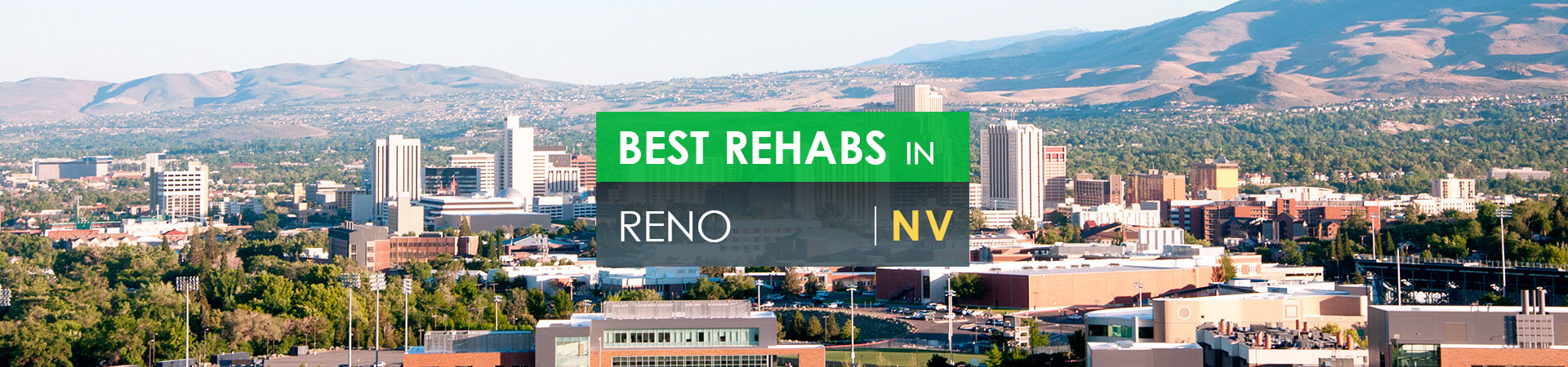 Best rehabs in Reno, NV