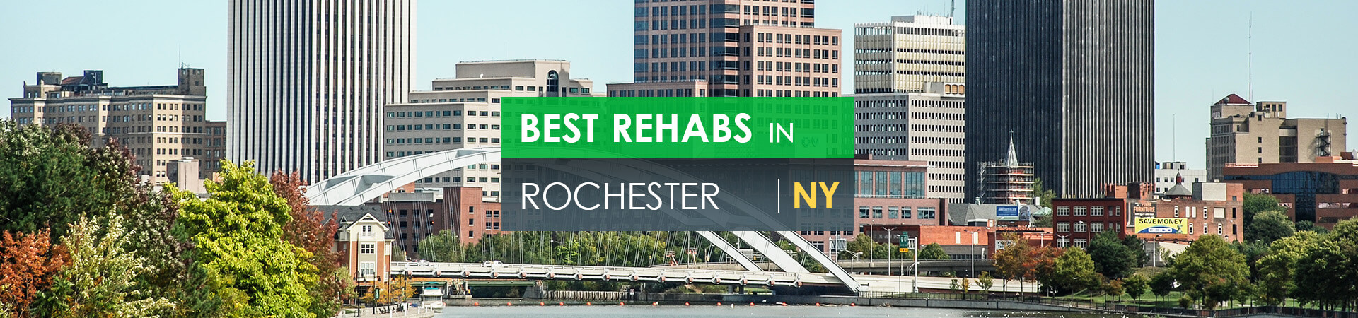 Best rehabs in Rochester, NY