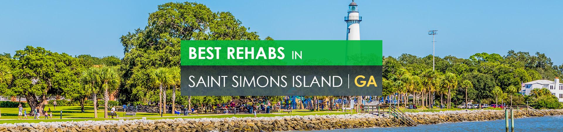 Best rehabs in Saint Simons Island, GA