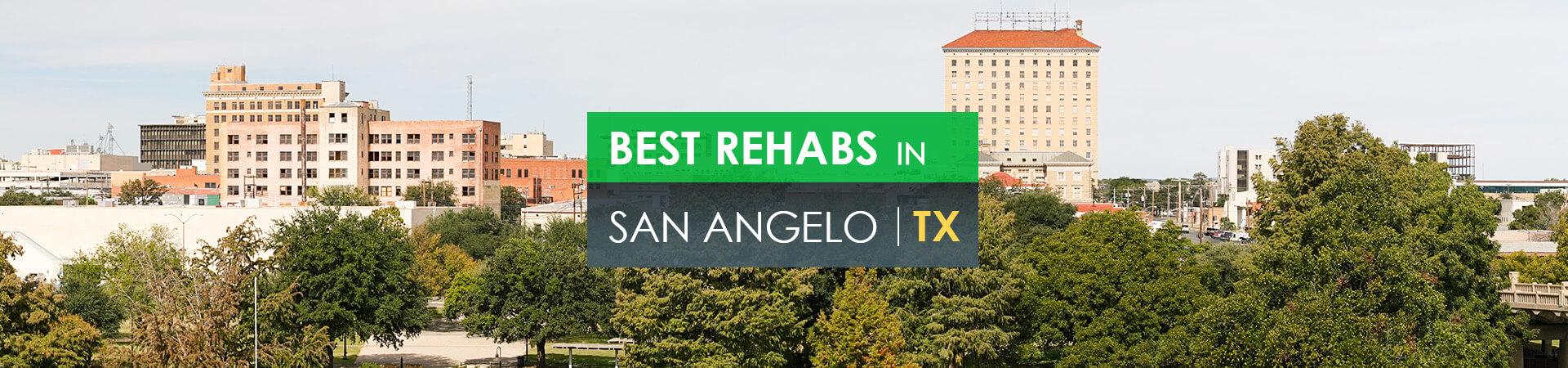 Best rehabs in San Angelo, TX