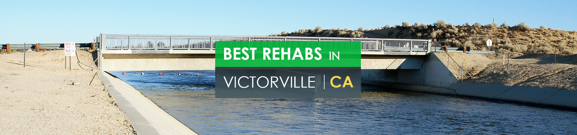 Best rehabs in Victorville, CA