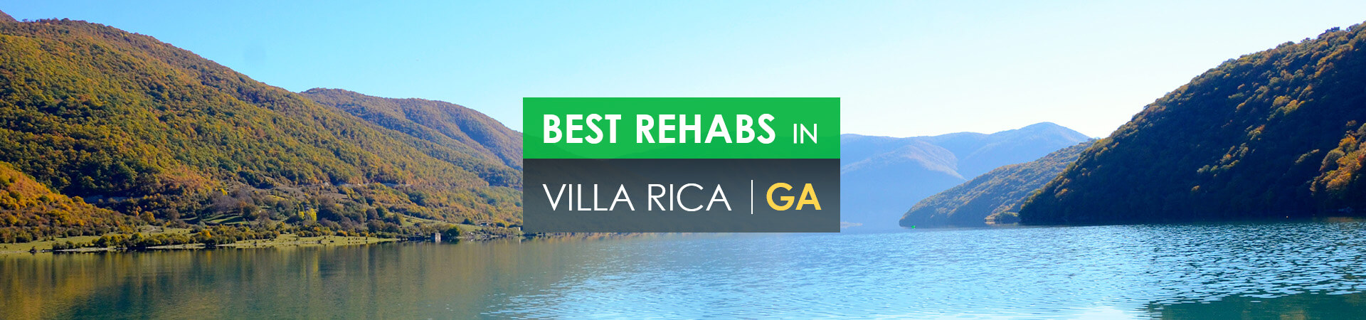 Best rehabs in Villa Rica, GA