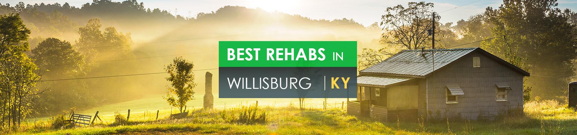 Best rehabs in Willisburg, KY
