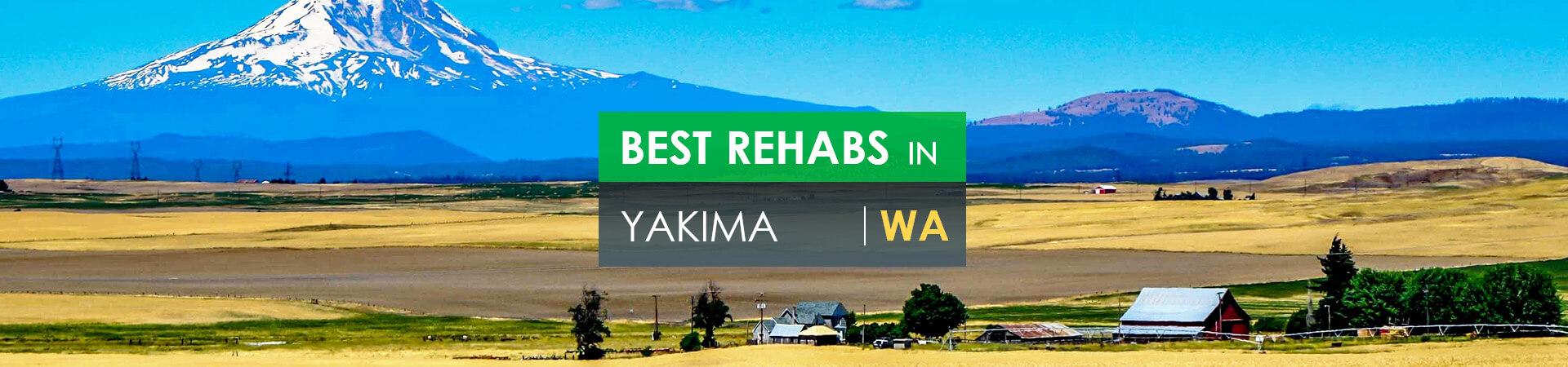 Best rehabs in Yakima, WA