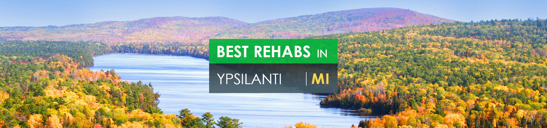 Best rehabs in Ypsilanti, MI