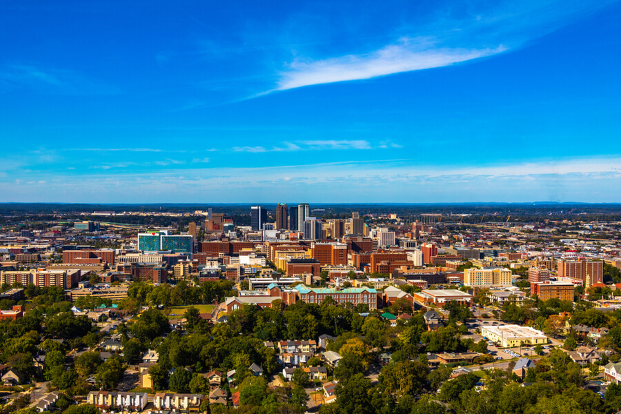 Birmingham, Alabama, USA