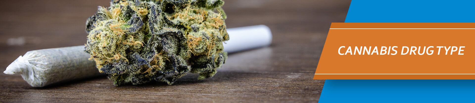 Weed drug type