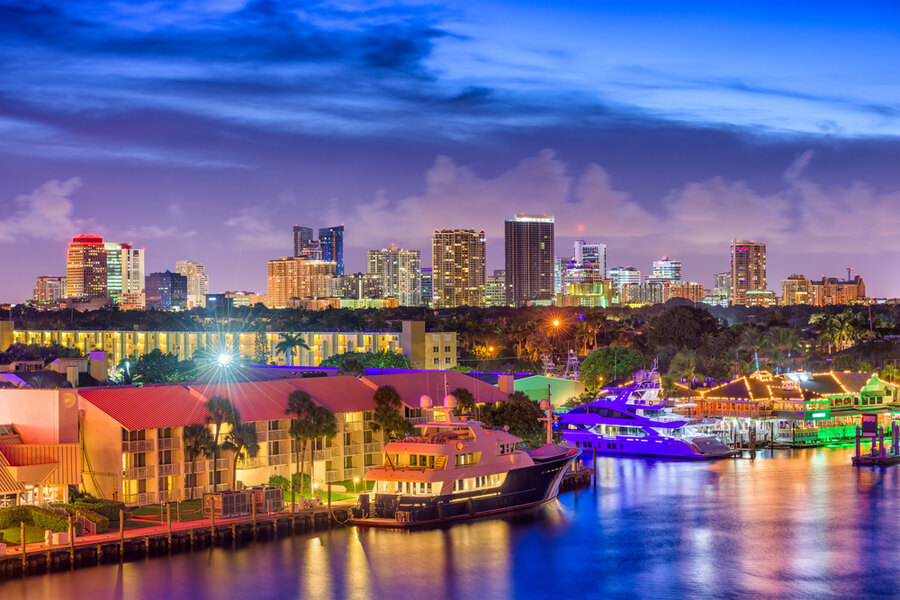 Fort Lauderdale, Florida, USA