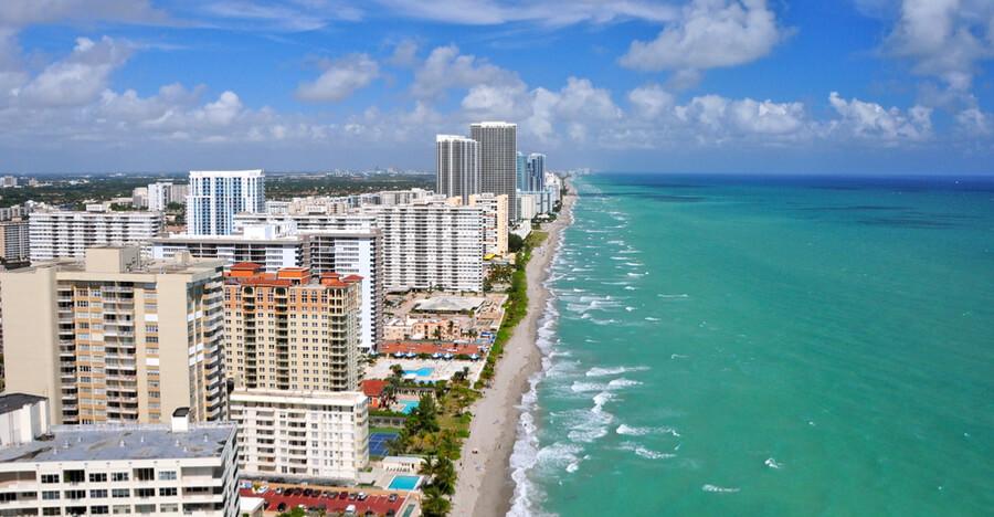 North Miami Beach, Florida, USA