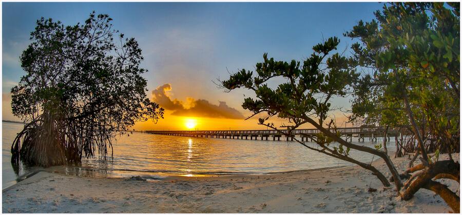 River Park in Jensen Beach, Florida