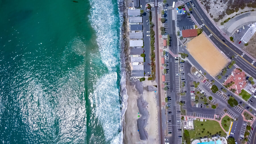 Southern California Beach (San Clemente)
