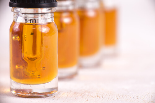 CBD oils for cancer treatment