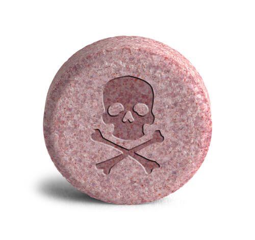 pink meth pill