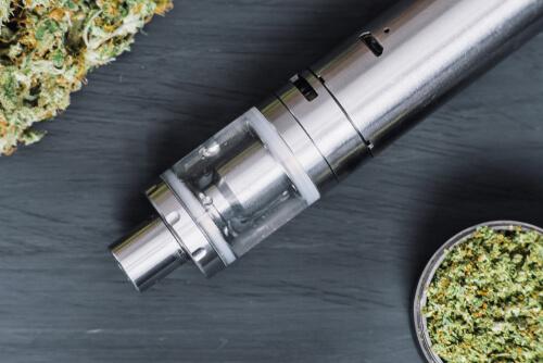 cannabis vaporizer