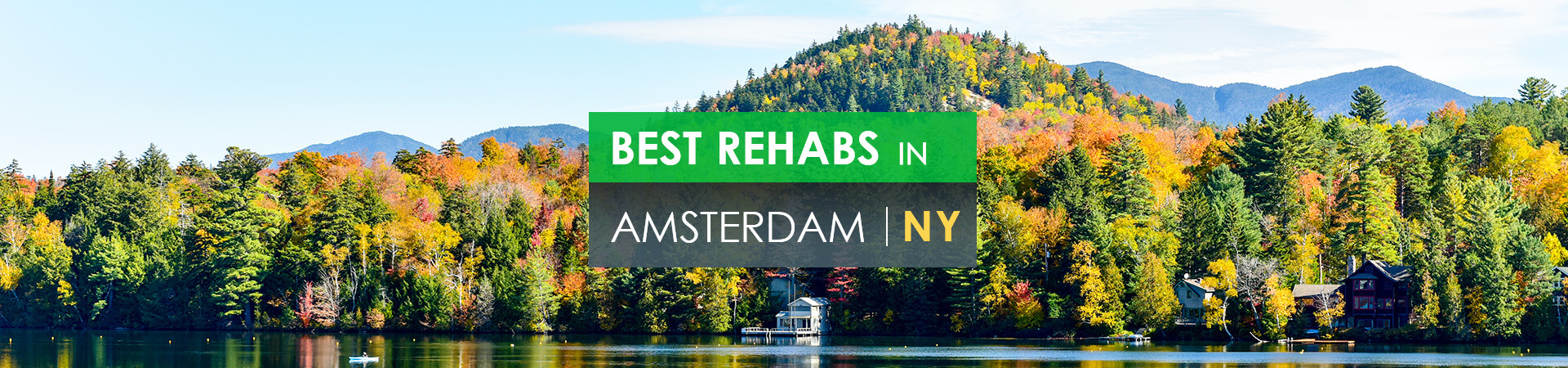 Best rehabs in Amsterdam, NY