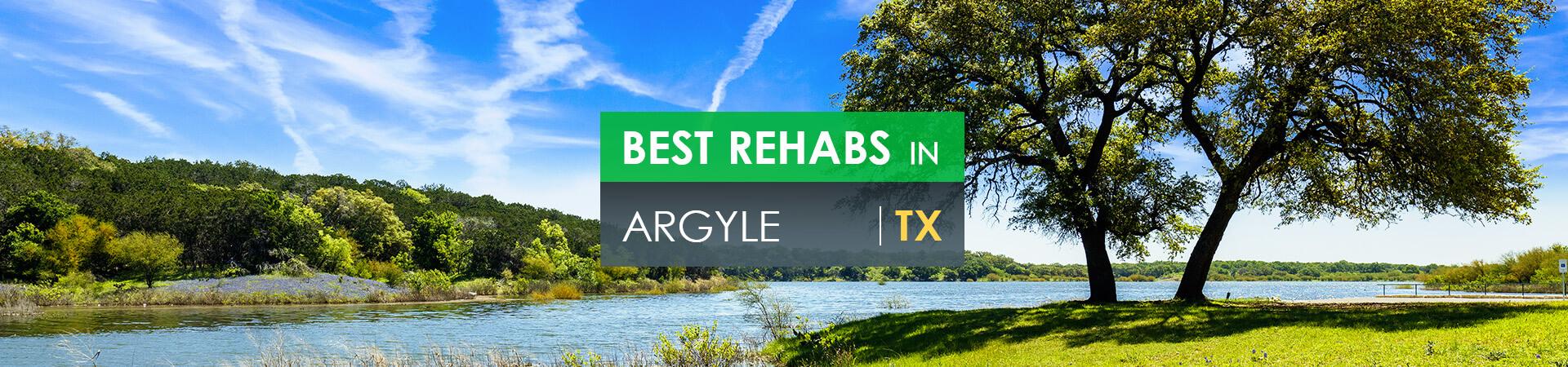 Best rehabs in Argyle, TX
