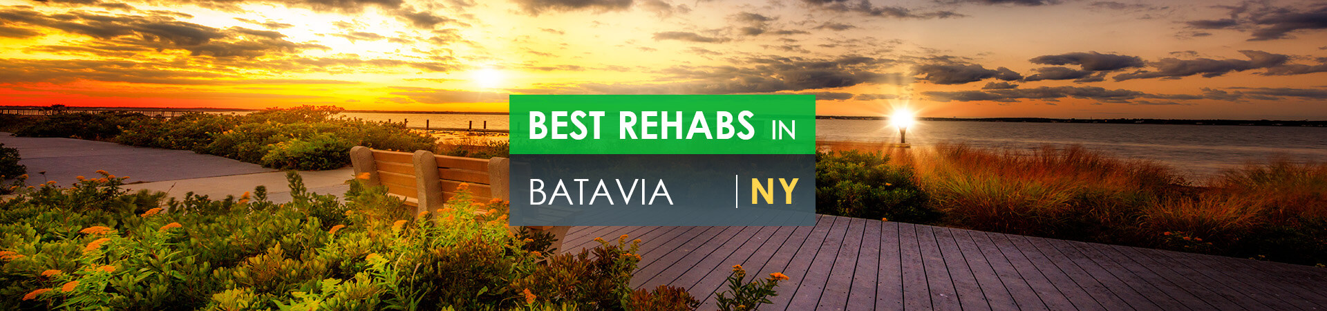 Best rehabs in Batavia, NY