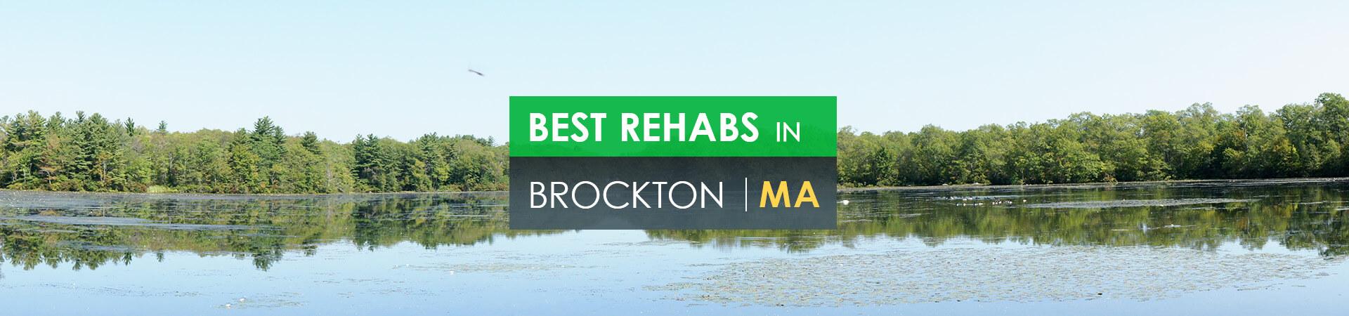 Best rehabs in Brockton, MA
