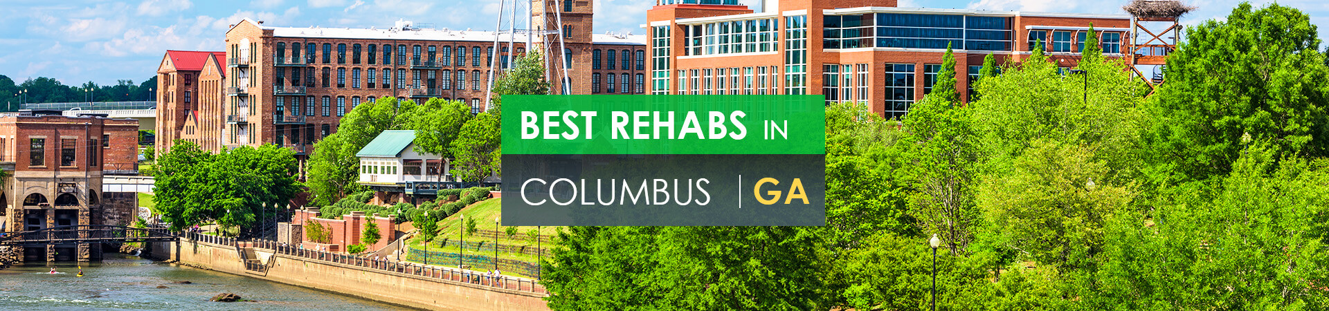 Best rehabs in Columbus, GA