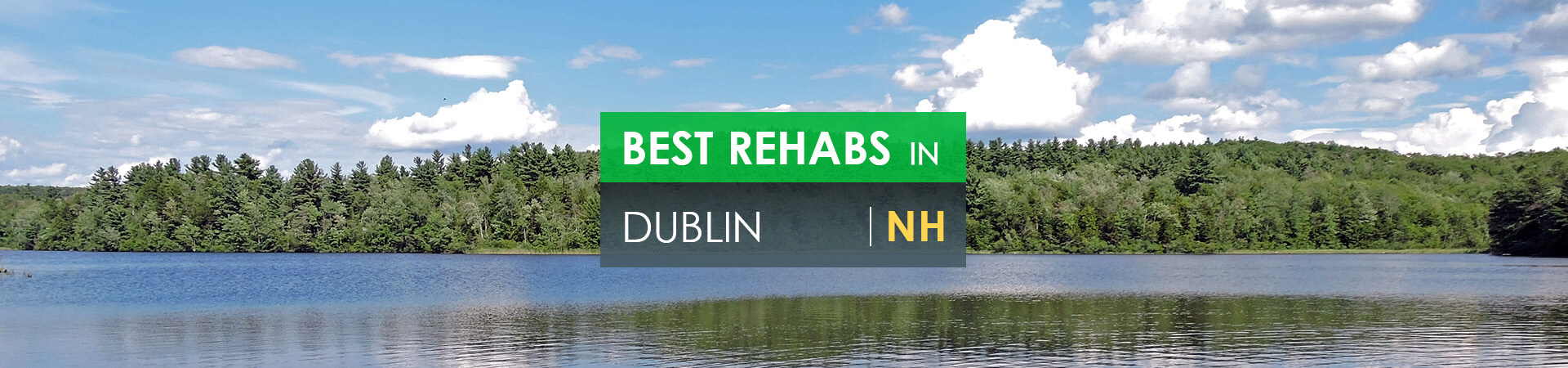 Best rehabs in Dublin, NH